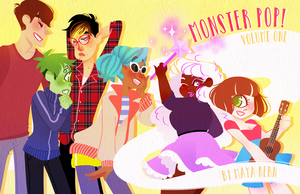 Monster Pop! Volume One by mayakern
