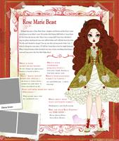 Rose-Marie Beast Application by kaguraroxmysox