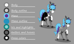 Vivian - Reference (Commission) by Evil-DeC0Y