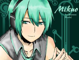 Mikuo Vocaloid by Rcdevils