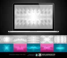 Diamond Abstract Wallpapers (10 Design) by zestladesign