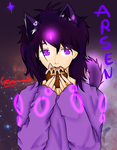 New character (Arsen) by shadowsilversonic867