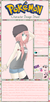 Sugar Pink Hipster Would Like To Battle by Tokki-Doki