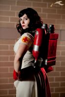 EXPCon 2011 - Team Fortress 2 | Red Medic by elysiagriffin