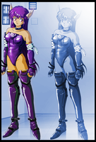 Nei Phantasy Star II by Orinknight