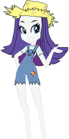 Simple Ways Rarity - Equestria Girls by ChipmunkRaccoon2