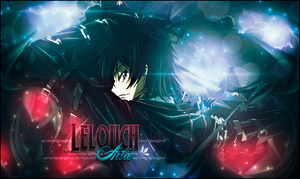 Oh you Lelouch - Signature by ArtieFTW