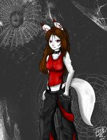My first Anthro by Azleas