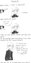 Questions and Answers - Silver by mizj