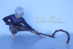 ROTG: Jack Frost, A little touch of ice by SasukeUzumaki666