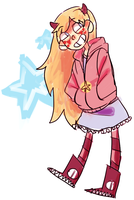 Star Butterfly by Gameboystation