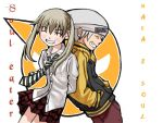 Soul and Maka by Anna-XIII