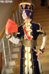 Radu Barvon - Trinity Blood (Anicon 2013) by OkariDane