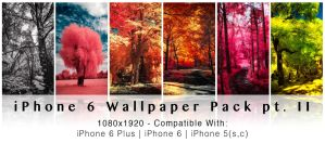 iPhone 6 (Plus) Wallpaper Pack pt. II by myINQI