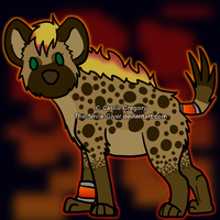 Cas the Fire Yeen by The-Smile-Giver
