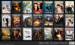 Movie Icon Pack 156 by FirstLine1