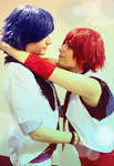 UtaPri - Kissu? by TSCosplay