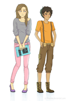 Height Difference by Rhaylee