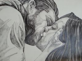 Outlaw Queen OUAT by stellaschmn