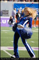 montreal alouettes cheerleader by whipmaster2007