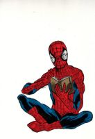 Ultimate Spider-Man by TheRealISN