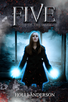 Book Cover - Five: Out of Darkness by AlexandriaDior
