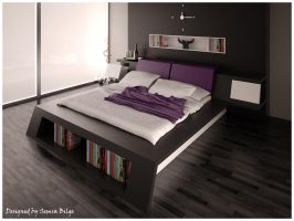 Bed by Semsa