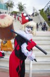 Amusement Mile Harley Quinn by Enasni-V