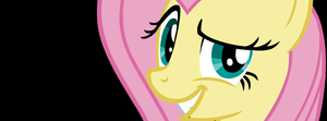 Fluttershy Facebook cover photo by AphxTwn666