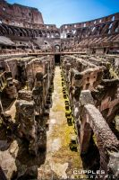 Colosseo Interior by cupplesey