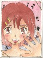 Aceo 010 Yui by Kaitourose
