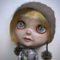 Snowboarding Blythe by swmo