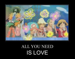 All you need is LOVE by Lunnika-Horo