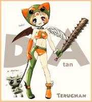 DA-tan by Teruchan