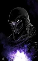 Noob Saibot by TheRisingSoul