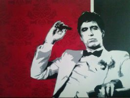 Scarface by PURE911