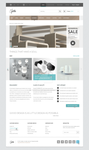 01 Uptake Store PSD Template Cover by entiri