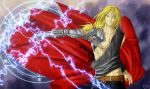 Edward Elric + video by Heart-tsukikage