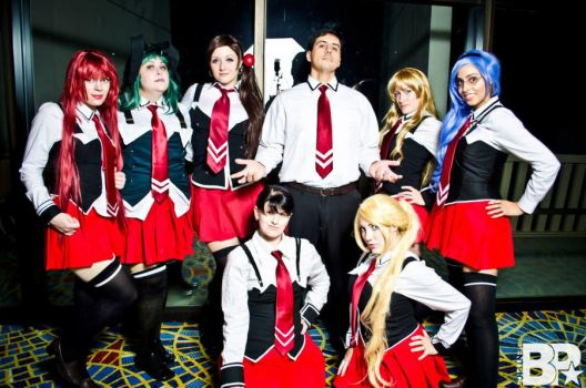 Bible Black Group by GracefulNightingale