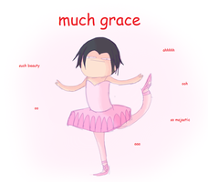 Much Grace by Wowza-Wowzers