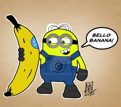 Minion by nathstones