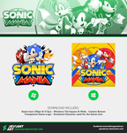 Sonic Mania - Icon by Crussong