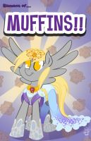 Element of MUFFINS! by bunnimation