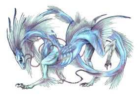 Eastern Dragonthing by vinree