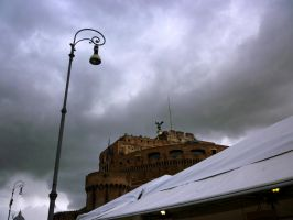 Storm over Rome 2 by st2wok