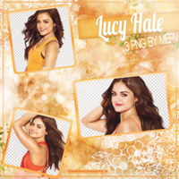 PNG Pack(180) Lucy Hale by BeautyForeverr