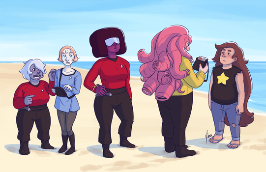 SU - The Final Frontier by yinza