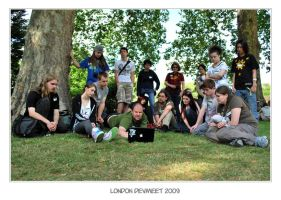 London devMeet 12 by Adila