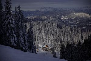 Schladming by AnnaParcheniak