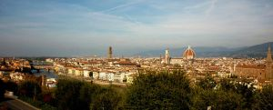 Panorama di Firenze by Soso-sama